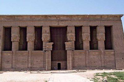 Dendara Abydos