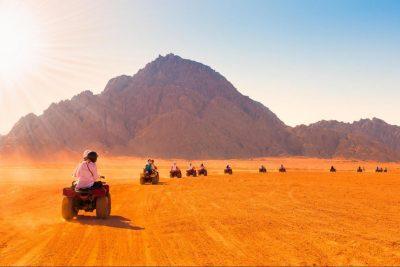 Desert Safari excursion