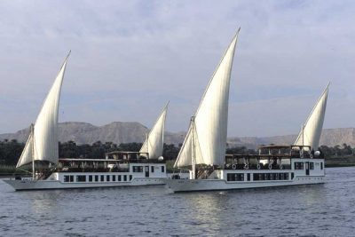 3 Night Nile Cruise Luxor Aswan