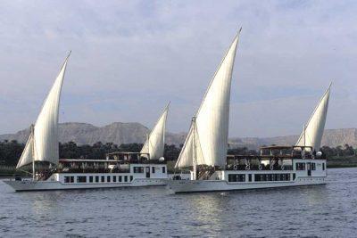 3 Night Nile Cruise Luxor Aswan